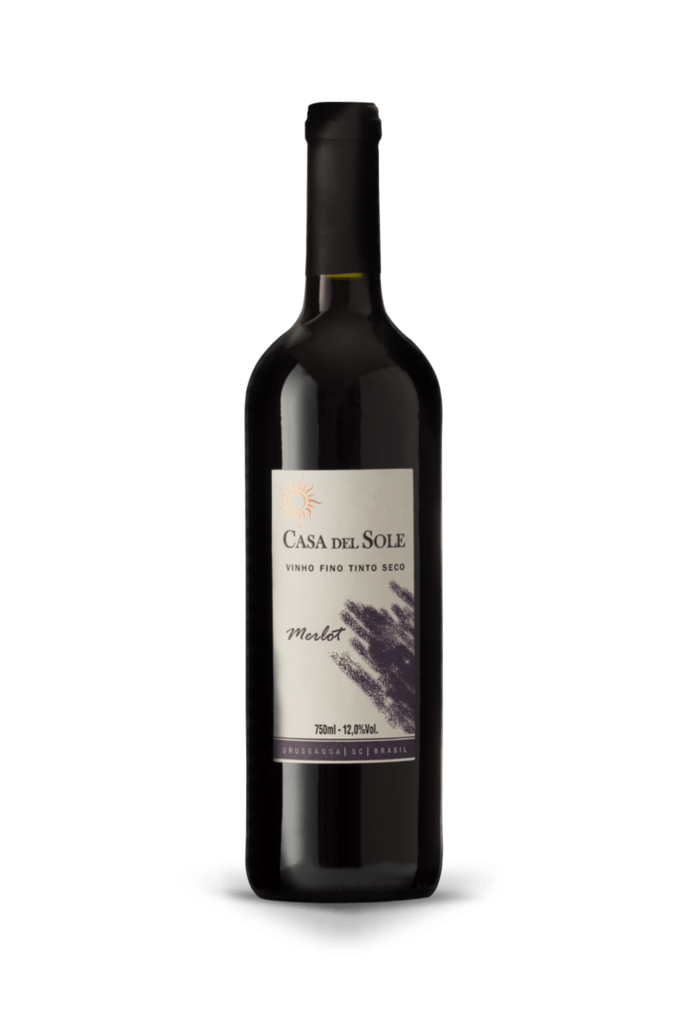 Vinho Casa del Sole Merlot