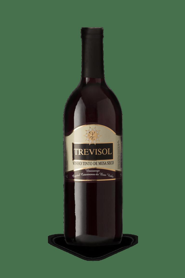 Vinho Trevisol Tinto Seco