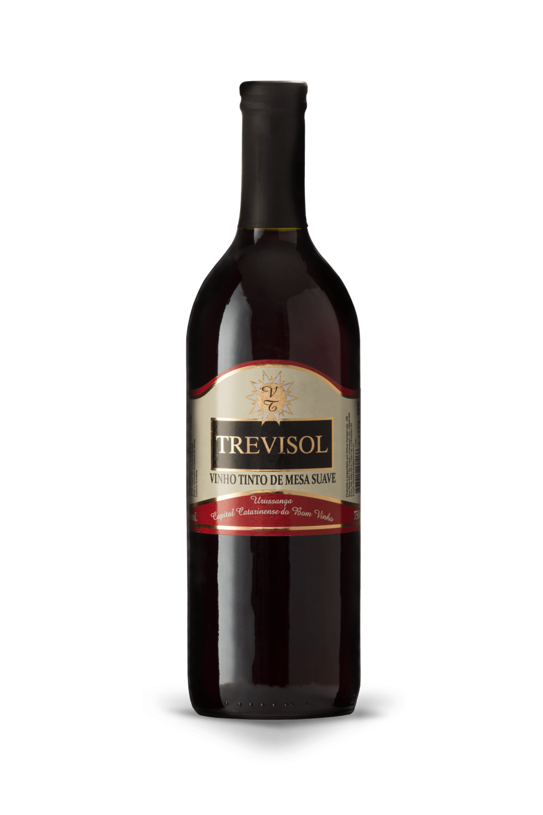 Vinho Trevisol Tinto Suave