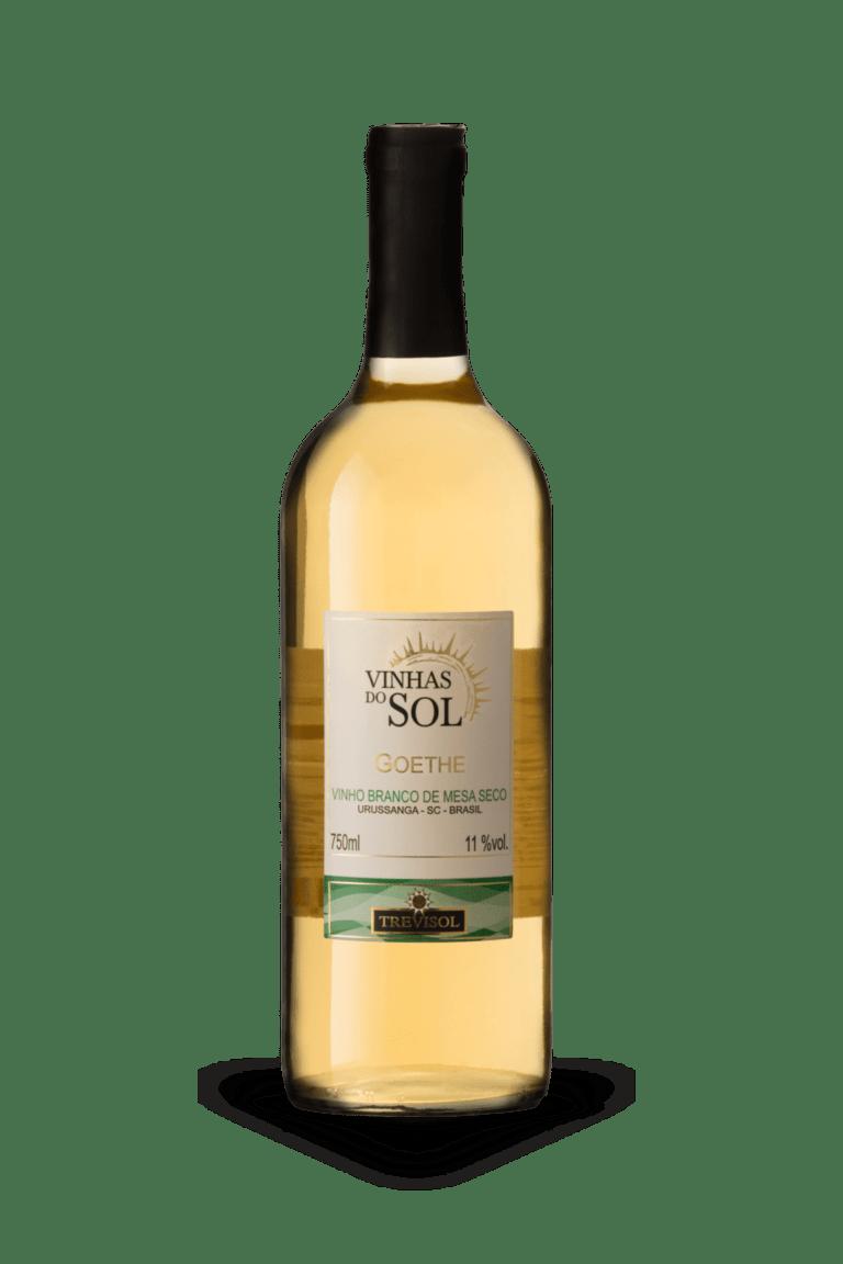 Vinho Vinhas do Sol Goethe seco